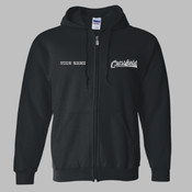 CEZIP - Adult Heavy Blend™ Full-Zip Hooded Sweatshirt