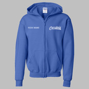 CEZIP - Youth Heavy Blend™ Full-Zip Hooded Sweatshirt