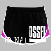 CESHORT - P62 Girls' Velocity Running Shorts