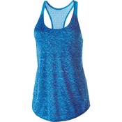 222733 Ladies' Space Dye Tank